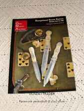Antique Bowie Knife Catalog Michael Price Sf Book
