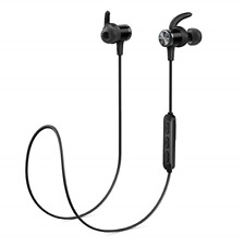 Soundcore Spirit Sports Earphones by Anker, with Wireless Bluetooth, 8-Hour IPX7