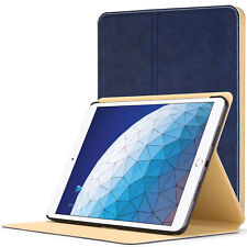Apple iPad Air 3 Smart Cover | Protective Luxury Case Cover Stand | Royal Blue
