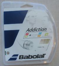 2 sets of Babolat Addiction 16g  Tennis Strings