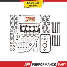 94-00 Honda Civic Si Del Sol 1.6L V-Tec DOHC B16A2 B16A3 METAL FULL GASKET SET