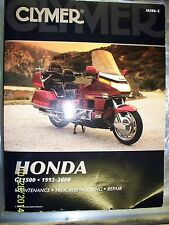 Honda GL 1500 Goldwing Clymer Repair Manual: 93-00
