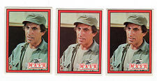 MASH Trading card set - with 3 variations of each card - 195 of 198 cards  RARE