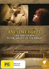 Ancient Egypt: Life and Death in the Valley of the Kings NEW R4 DVD