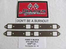 Ford Y Block Exhaust Gaskets