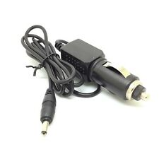 12V 3.5mm x 1.35mm  Car Charger DC Power Adapter Cigarette Lighter Cable 3ft /BX