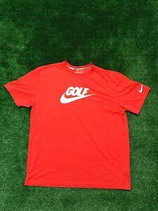 Men's Nike Golf Dri Fit Athletic T Shirt Size XL