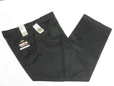$58 NWT Mens Dockers Signature D4 Relaxed Fit Pleated Pants Navy 34x29 34 N340
