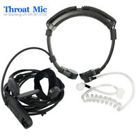 1 * Wireless UV-9R Plus BF-9700 BF-A58 Telescopic Microphone Headset For Baofeng