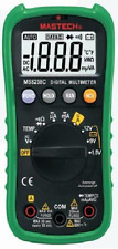 MS8238C Multimeter Digital Mastech pro Autorange Batterietest Ncv Temperature