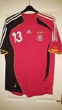 Mens Football Shirt - Germany National Team - Adidas - Away 2006-2007 - BALLACK