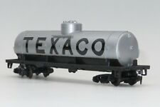 Tyco HO Scale Texaco Tank Car