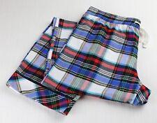 55f4f13b6e Gap Body Flannel PJ Lodge Lounge Pants - Blue Black Red Plaid - Womens M -