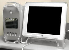 "Power Mac G4 Mirrored Drive Dual 1.25 GHz con Monitor Apple Studio 17"" LCD"