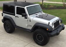 **NEW** Jeep Wrangler JK Pre-Cut Hood Decal / Graphics Kit