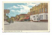 Lambton County SARNIA, ONTARIO Christina Street - Stores Signs, Automobiles