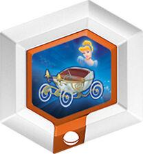 Disney Infinity 1.0 2.0 3.0 Cinderella's Coach Toy Box Power Game Disc