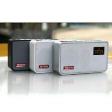 TECSUN ICR-100 Pocket FM Radio ETM Digital Recorder MP3 Support TF Card pansz