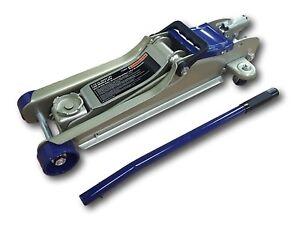 LIFTMASTER 2.5 Ton Low Profile 80MM Hydraulic Trolley Car Jack