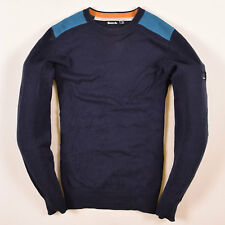 Bench Herren Pullover Sweater Strick Gr.S Navy Blau, 51721