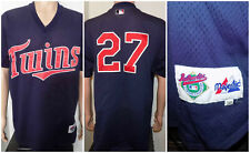 David Ortiz Minnesota Twins Majestic Authentic Rookie Jersey (50 L/XL) Big Papi