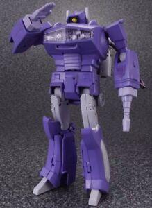 Transformers Masterpiece MP-29 SHOCKWAVE G1 Factory Version