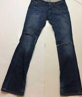 Women's MEK DENIM Size 29 x 34 Ann Melbourne Jeans - Boot Cut