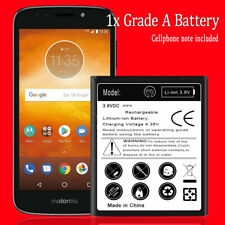 Long Lasting 3770mAh Extended Slim Battery for Motorola Moto E5 Play Smart Phone
