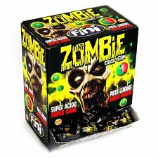 Fini Booom Zombie Candy + Gum 200pcs 1000g - Halloween - Candy from Germany