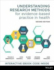 Understanding Research Methods for Evidence-Based Practice in Health + Intera...