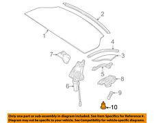 MERCEDES OEM 12-16 SLK55 AMG Retractable Top-Linkage Stud 0009915508