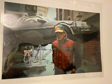 Michael J. Fox - Autogramm inkl. COA -Zurück in die Zukunft / Back to the future