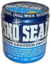Sno-Seal Leather Waterproofer Protector Jar atsko 10120