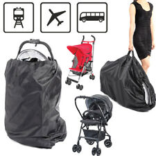 Waterproof Gate Check Pram Travel Bag for Baby Umbrella Buggy Pushchair Stroller