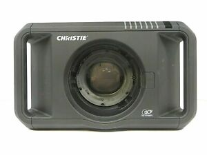 Refurbished Christie DHD700 DLP Projector - includes 2 lamps Network Card