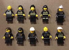 Lego Minifigures Bulk City Lot - Police x 10