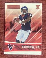 2017 Rookies & Stars DESHAUN WATSON Rookie Card Base #219 RC Houston Texans🔥