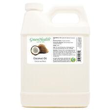 32 fl oz Coconut Carrier Oil (100% Pure & Natural) Plastic Jug