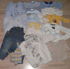 20 tlg. Baby Bekleidungspaket Gr 56-68