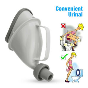 Unisex Portable Potty Pee Funnel Adult Emergency Urinal Device Outdoor Toilet US
