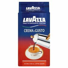 Lavazza Crema E Gusto Coffee 250G - Sold Worldwide from UK