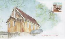 Canada 2014 FDC 2703 Black History Month (Hogan's Alley)