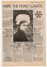 Fall The Mark E.Smith Interview NME Cutting 1985