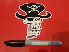 Low Brow Kustom Kulture Art Autocollant Hot Rod Voiture Autocollant von Franko Crâne Pirate