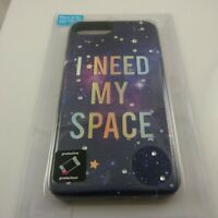 fits iPhone 6 plus, 7 & 8 + plus phone case i need my space theme stars crystals