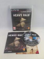 Sony Playstation 3 PS3 - Heavy Rain