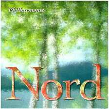 PHILHARMONIE Nord CD French Prog Guitar/Chapman Stick – on Cuneiform