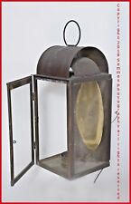 OLD OUTDOOR LANTERN BEAUTIFUL LARGE EXCELLENT + CONDITION FREE SHIPPING