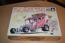 ORIGINAL 1969 Monogram Model Kit Tijuana Taxi Tom Daniel 1/24 NEW IN BOX