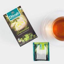 Vanilla Flavored Ceylon Black Tea Single Origin Tea 100% Pure Ceylon